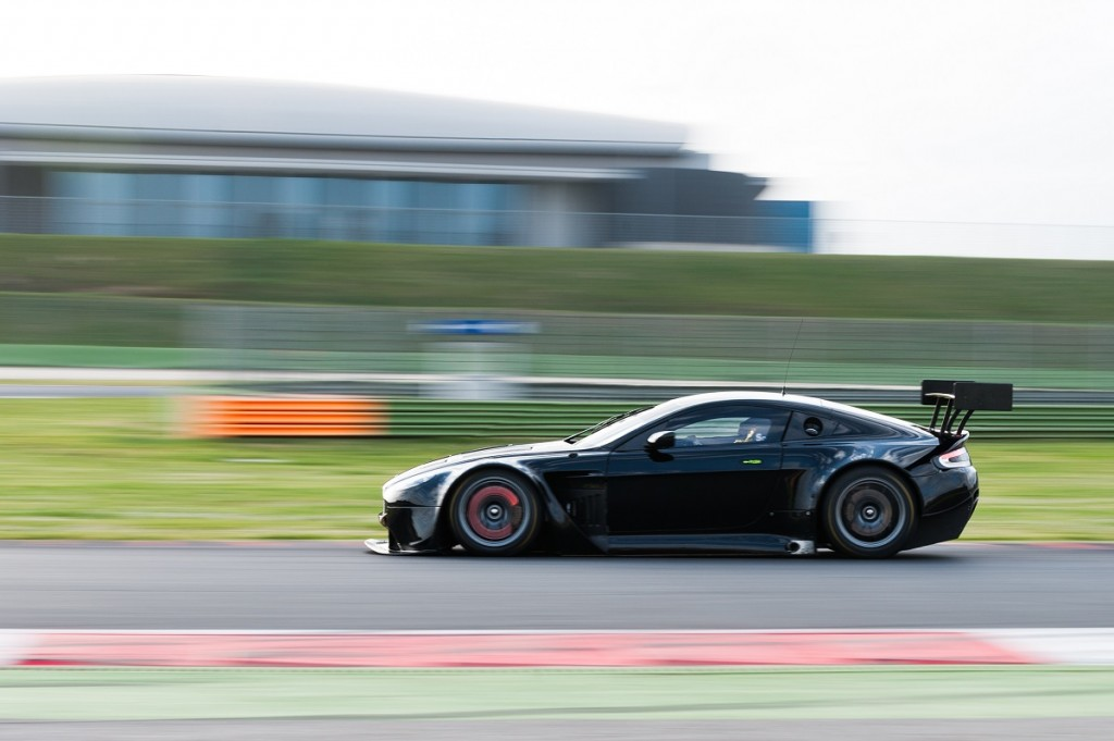 A new Aston Martin era begins in Monza for the Solaris Motorsport in the Italian GT Championship