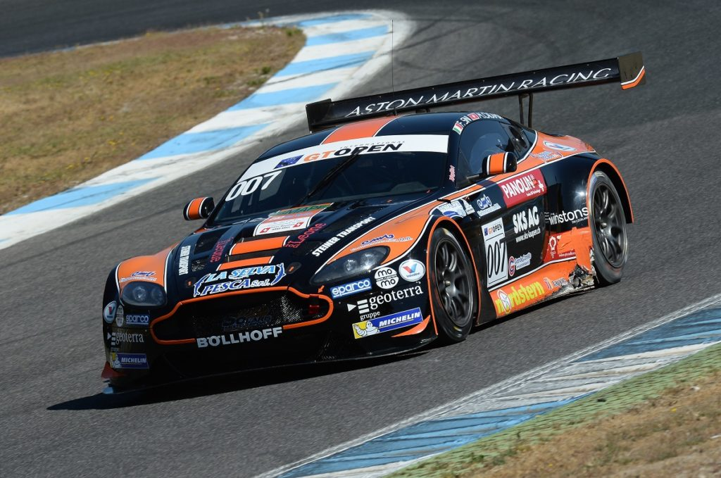 Solaris Motorsport restarts from the 7th place in Estoril