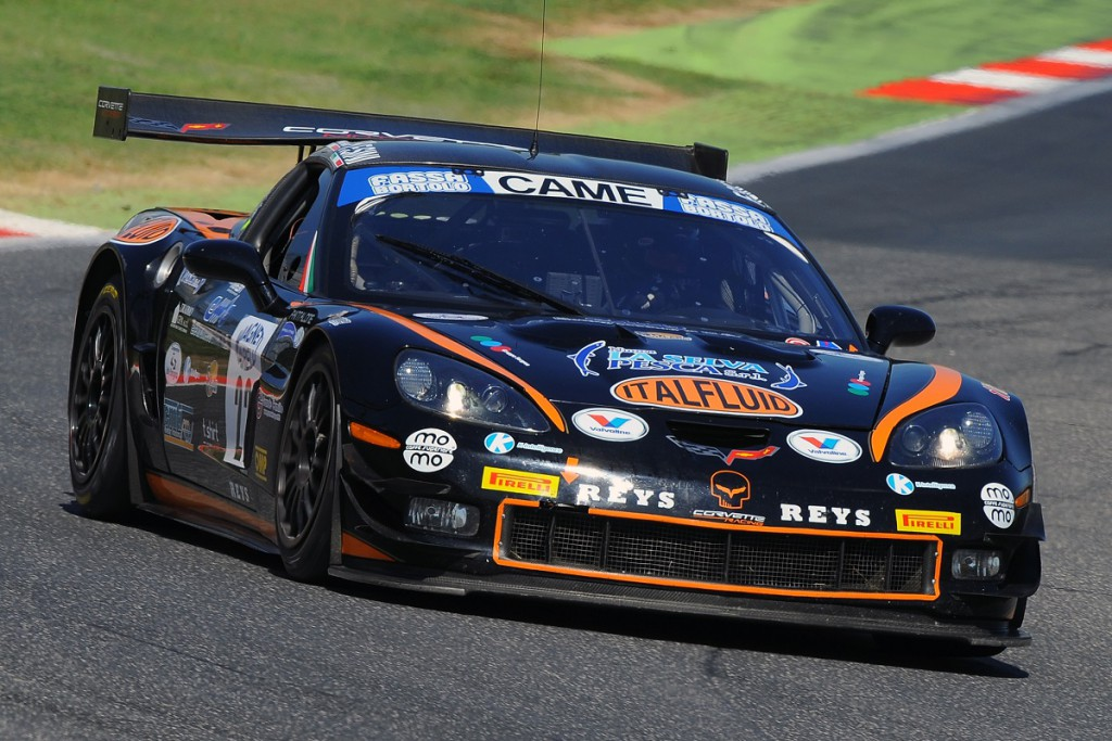 Two huge comebacks for Solars Motorsport in Italian GT Championship Vallelunga round