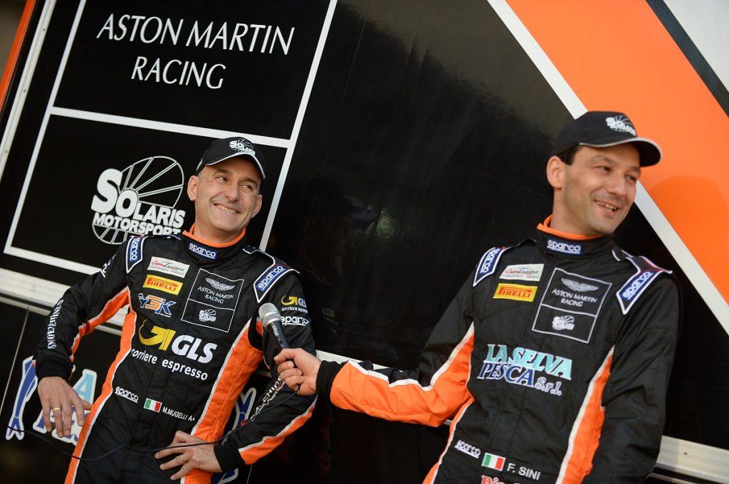 Solaris Motorsport looking for Aston Martin's maiden win in Mugello