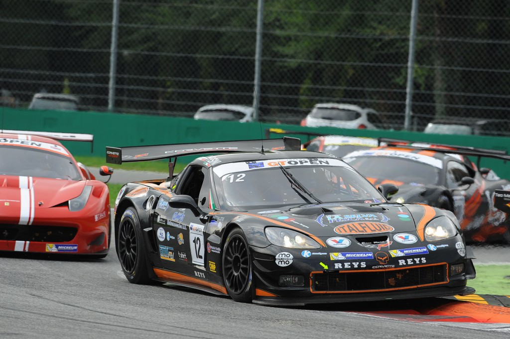 Solaris Motorsport scored in Monza two good performances in the GT Open round