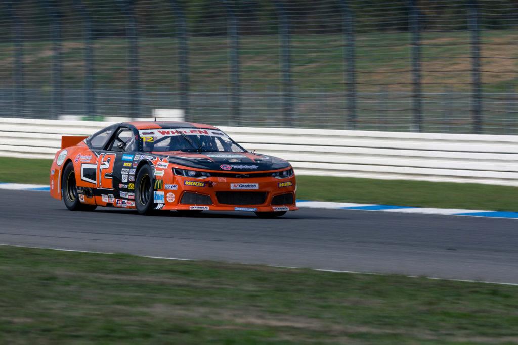 Weekend in salita per la Solaris Motorsport e Francesco Sini a Hockenheim