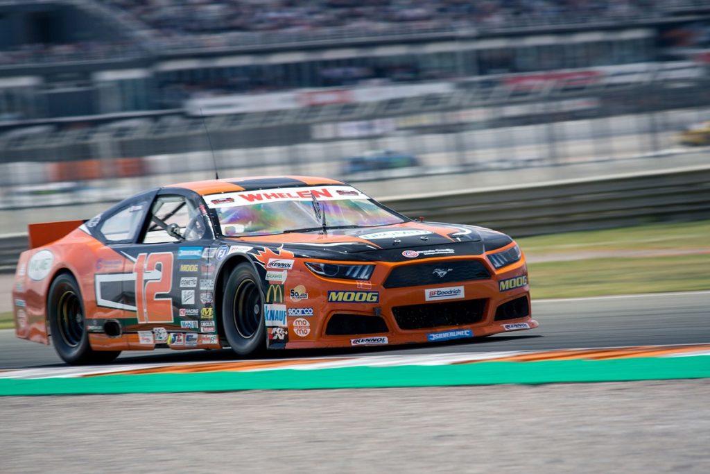 Inizio in salita per la Solaris Motorsport nell'EuroNASCAR