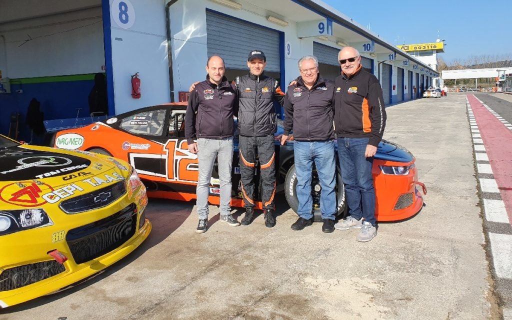 Solaris Motorsport signs a partnership with CAAL Racing and confirms one car on the 2020 NWES grid