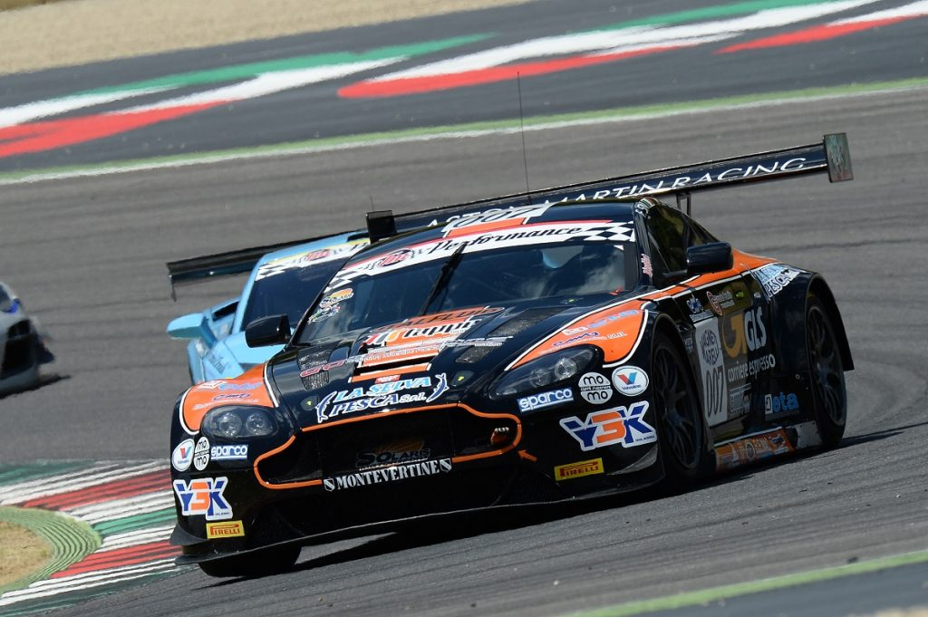 Difficult weekend for Solaris Motorsport at Mugello