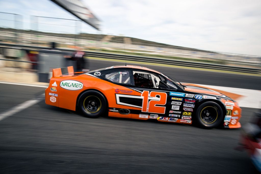 The EuroNASCAR lands in Franciacorta, Solaris Motorsport is ready for its home race