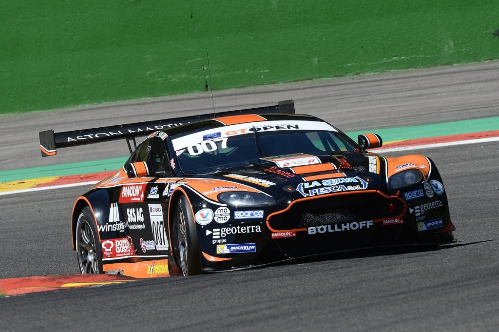 Solaris Motorsport is focused on the second part of the GT Open 2017 season