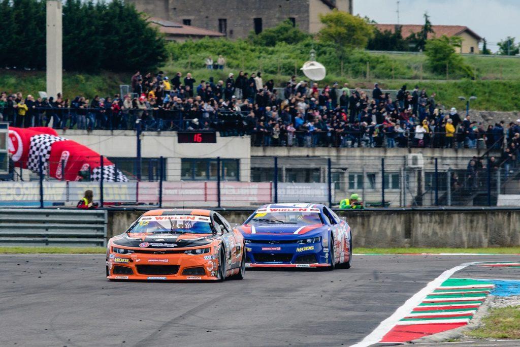 Solaris Motorsport in gran spolvero a Franciacorta