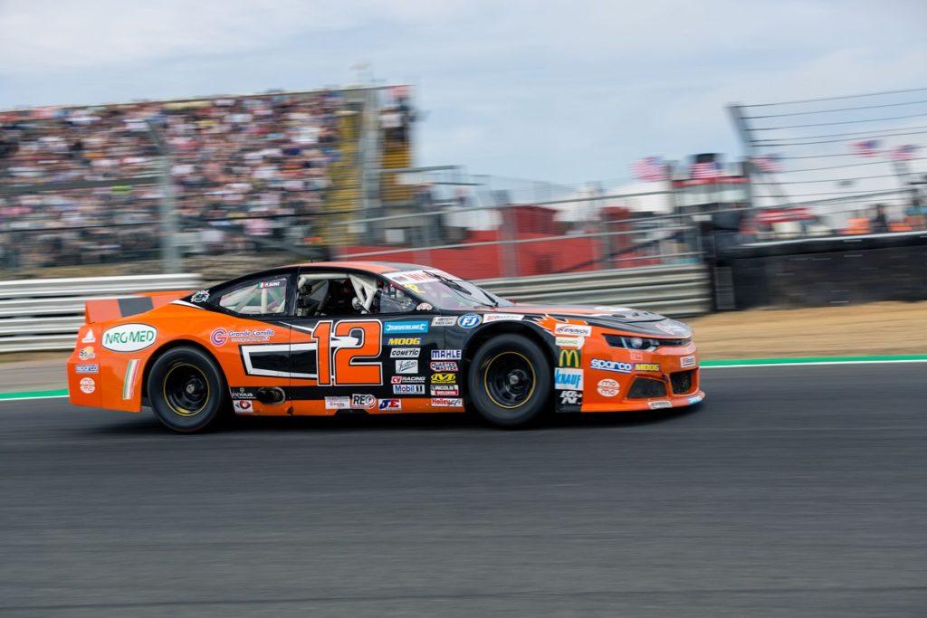 Il gran finale dell'EuroNASCAR attende la Solaris Motorsport a Zolder