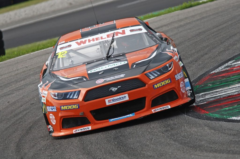 Improved pace for Solaris Motorsport at NASCAR GP of Italy