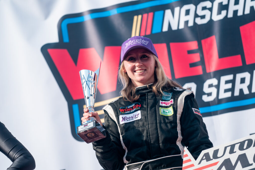 Positive weekend for Alina Loibnegger and Solaris Motorsport at Most